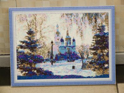 Алмазная мозаика продаём сделанную картину