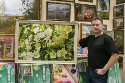 Картины большого размера купить в Красноярске