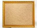 Рамка из золотого багета