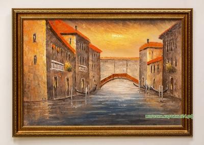 Продам картину Венеция