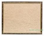 Рамка из коричневого багета