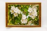 Фотокартина - Цветущая яблоня