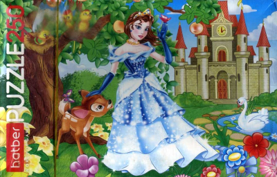 Пазлы - принцесса София прекрасная